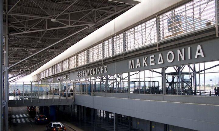 """Θεσσαλονίκη και Ρόδος """"απογείωσαν"""" την κίνηση στα περιφερειακά αεροδρόμια"""