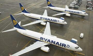 Η Ryanair σταματά το δρομολόγιο Αθήνα - Θεσσαλονίκη