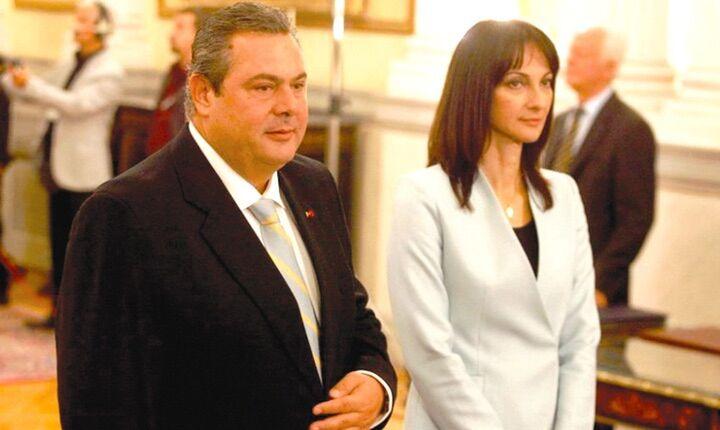 Ελενα Κουντουρά, Βασίλης Κόκκαλης στηρίζουν την κυβέρνηση - Διαγραφές ανακοίνωσε ο Πάνος Καμμένος