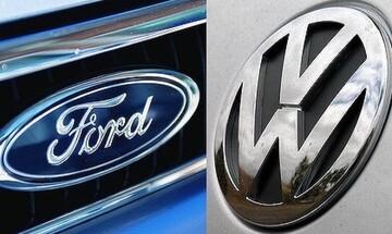 Συμμαχία Ford και Volkswagen με στόχο τη νέα γενιά αυτοκινήτων