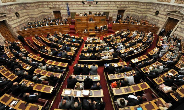 Με τη στήριξη 151 βουλευτών η κυβέρνηση πήρε ψήφο εμπιστοσύνης