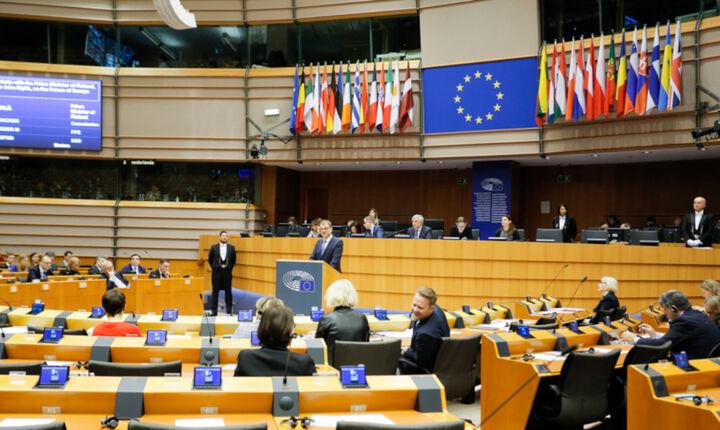 Προβάδισμα της Ν.Δ. σε έρευνα για τις ευρωεκλογές