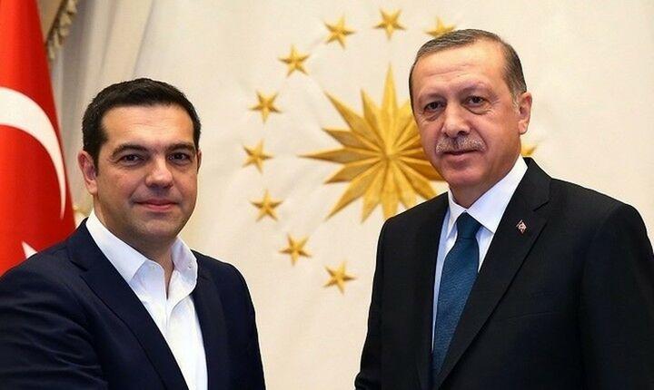 Στην Τουρκία ο Αλέξης Τσίπρας