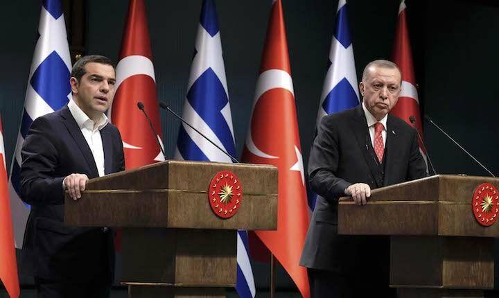 Τσίπρας - Ερντογάν σε ασκήσεις ισορροπίας