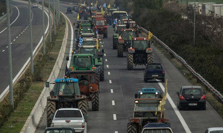 Ανεβάζουν τους τόνους οι αγρότες