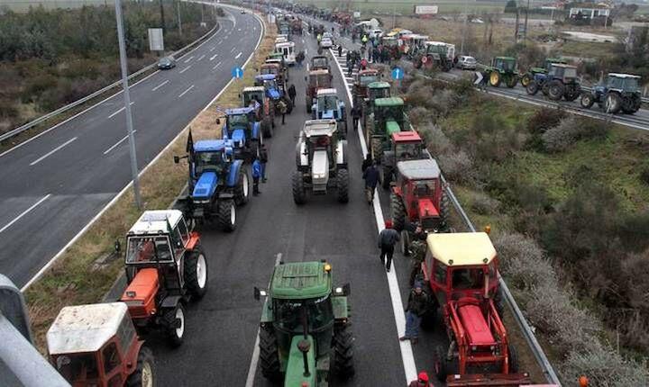 Συνάντηση κυβέρνησης - αγροτών την Πέμπτη