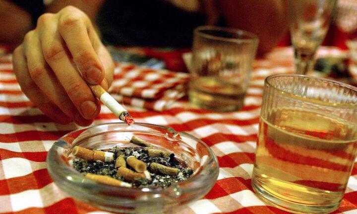 Πόσο κοστίζει το κάπνισμα στα μπαρ, στα καζίνο και στις πίστες