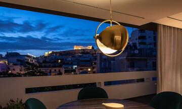Urban Stripes: Οκτώ boutique κατοικίες των Aria Hotels στην Αθήνα