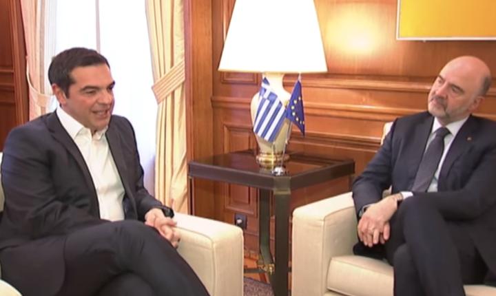 Θετικό Eurogroup αναμένει ο πρωθυπουργός