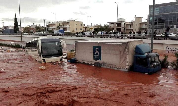 Ποινική δίωξη σε εννέα για την πλημμύρα στη Μάνδρα