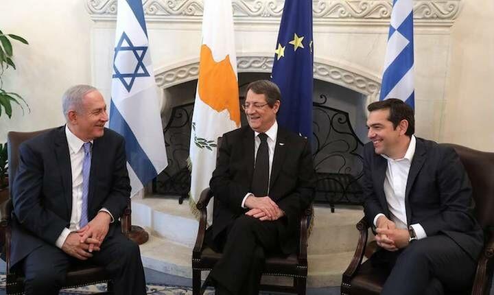 Τριμερής σύνοδος στο Ισραήλ υπό αμερικανικό βλέμμα