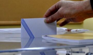 Προβάδισμα εννέα μονάδων στη Ν.Δ. ενόψει ευρωεκλογών