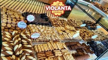 ΒΙΟΛΑΝΤΑ: Τα μπισκότα από τα Τρίκαλα που εμπλουτίζονται ειδικά για την Κολομβία