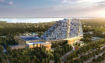 Σε δύο ελληνικές κατασκευαστικές το μεγαλύτερο καζίνο της Ευρώπης
