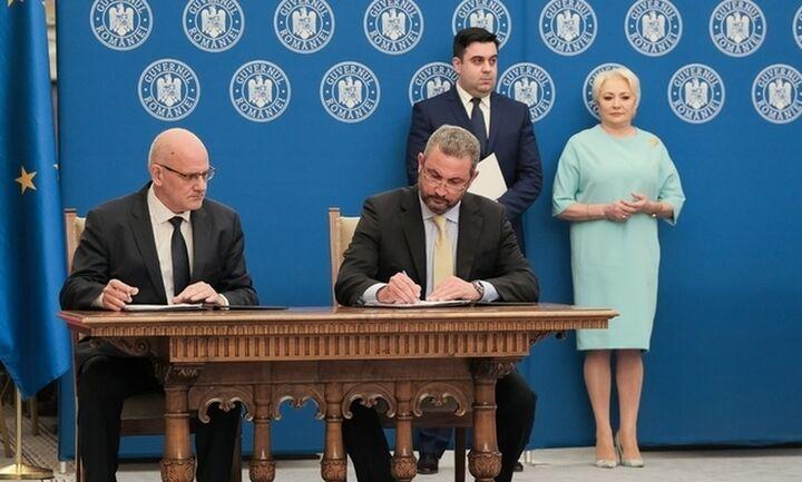 Οδικό έργο 180 εκατ. ευρώ υπέγραψε η ΑΚΤΩΡ στη Ρουμανία