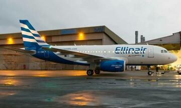 Ellinair: Προχωρά σε συνεργασία με την Aeroflot