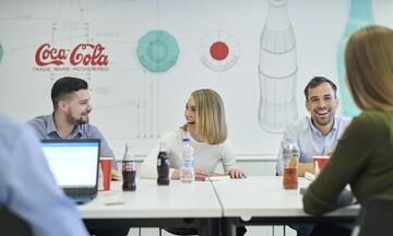 H Coca-Cola Τρία Έψιλον για 5η συνεχή χρονιά στους εργοδότες επιλογής για τη Γενιά Υ