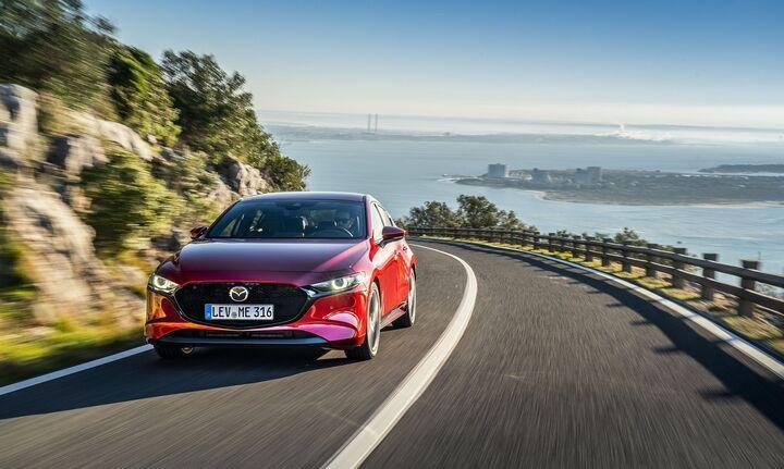 Η Mazda επιστρέφει ξανά στην Ελλάδα
