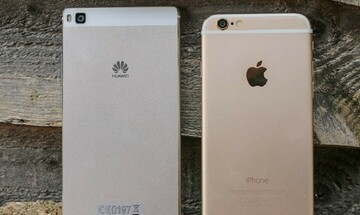 Huawei: Άφησε πίσω την Apple, βλέπει την Samsung στα μάτια