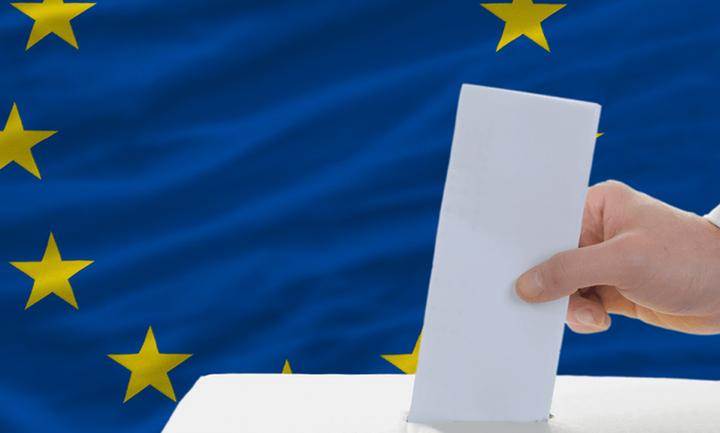 Προβάδισμα 9,5 μονάδων στη Ν.Δ. ενόψει ευρωεκλογών