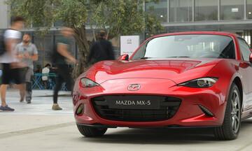 Η Mazda εισέρχεται στην ελληνική αγορά