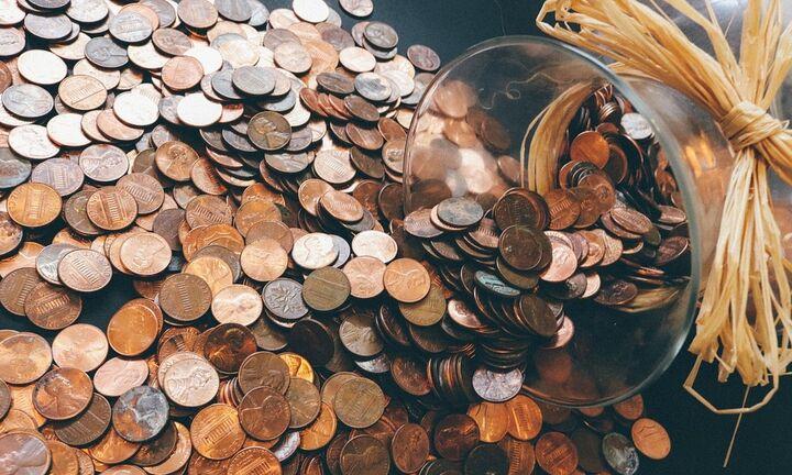 Στο μηδέν ο ρυθμός χρηματοδότησης της οικονομίας τον Απρίλιο