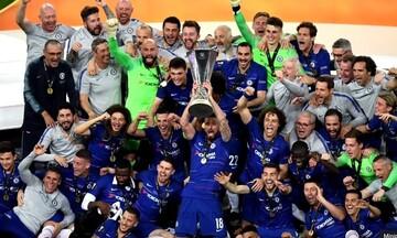 Στην Τσέλσι το Europea League