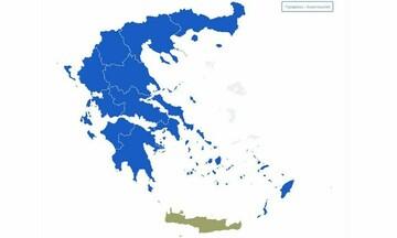 Αυτοί είναι οι νέοι περιφερειάρχες ανά την ελληνική Επικράτεια  - ποιοι εκλέγονται δήμαρχοι