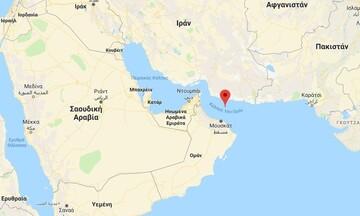 Εκρήξεις σε τάνκερ στο Ομάν