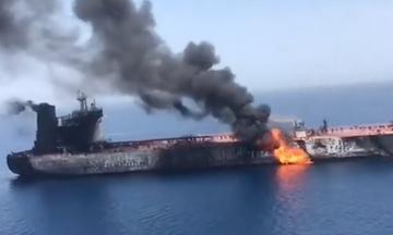 ΗΠΑ εναντίον Ιράν για τις επιθέσεις στα τάνκερ