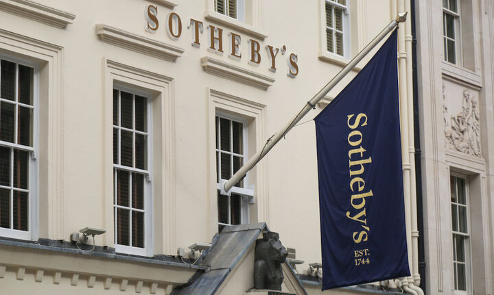 Γαλλική «επέλαση» στον οίκο δημοπρασιών Sotheby's