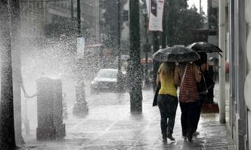 Δέκατη διαδοχική ημέρα με καταιγίδες:  Οι περιοχές με έντονα φαινόμενα