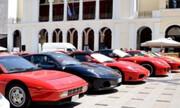 Στην Κέρκυρα 40 Ferrari για το road show