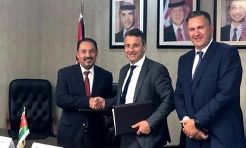 Space Hellas: Άδεια παροχής Τηλεπικοινωνιακών Υπηρεσιών στην Ιορδανία