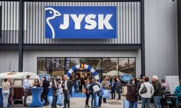 JYSK: Ετοιμάζεται για το εικοστό έβδομο κατάστημά της
