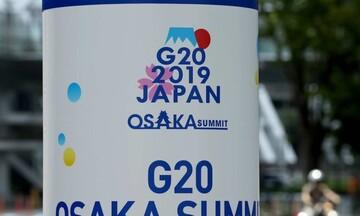 Τα πέντε «καυτά» θέματα της συνόδου της G20 στην Οσάκα