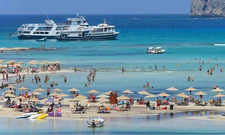 Nέo ιστορικό υψηλό για τον ελληνικό τουρισμό