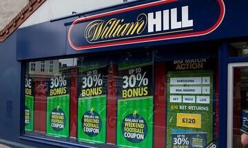 William Hill: Κλείνει 700 πρακτορεία στοιχηματισμού- Σε κίνδυνο 12.500 θέσεις εργασίας