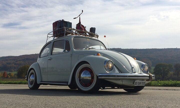 Τέλος εποχής για το «Σκαθάρι» της Volkswagen