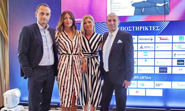 Διάκριση της Dasteri στα Diamonds of The Greek Economy 2019