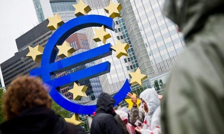 Oριακή αύξηση του δανεισμού των τραπεζών από ΕΚΤ τον Ιούνιο