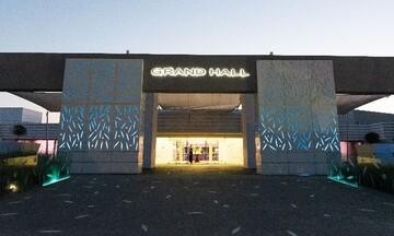 Εγκαίνια στο Grand Resort Lagonissi για το GRAND HALL
