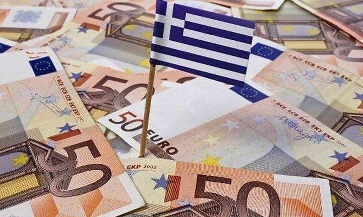 Στα 337,4 δισ. ευρώ το δημόσιο χρέος της χώρας