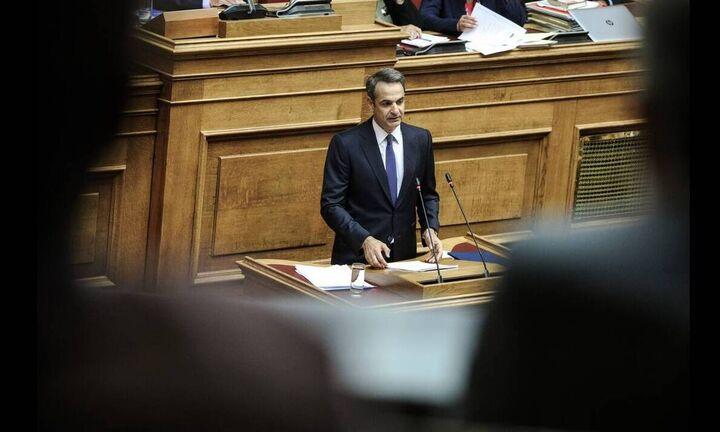 Όλες οι εξαγγελίες του πρωθυπουργού από το βήμα της Βουλής - Τι δεν είπε