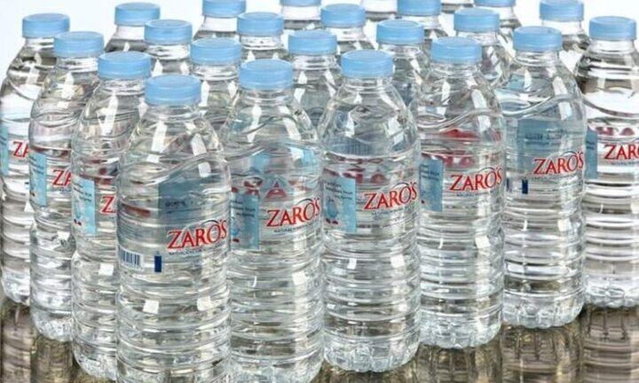 Ως κορυφαίο στην Κίνα βραβεύθηκε το νερό ZARO'S