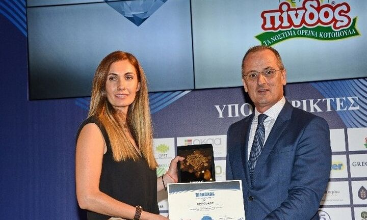Σημαντικά βραβεία στην Πίνδος για το 2019