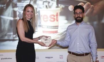 Διακρίσεις για τα everest στα Coffee Business Awards 2019
