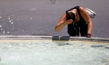 Ο Ιούλιος ο πιο ζεστός μήνας που έχει καταγραφεί ποτέ στον κόσμο