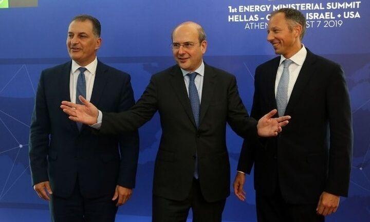 Υπουργική διάσκεψη για την ενέργεια: Στήριξη των ελληνικών και κυπριακών θέσεων