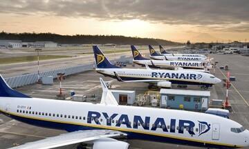 Απεργία στη Ryanair στις 22,23 Αυγούστου και 2,3 Σεπτέμβρη